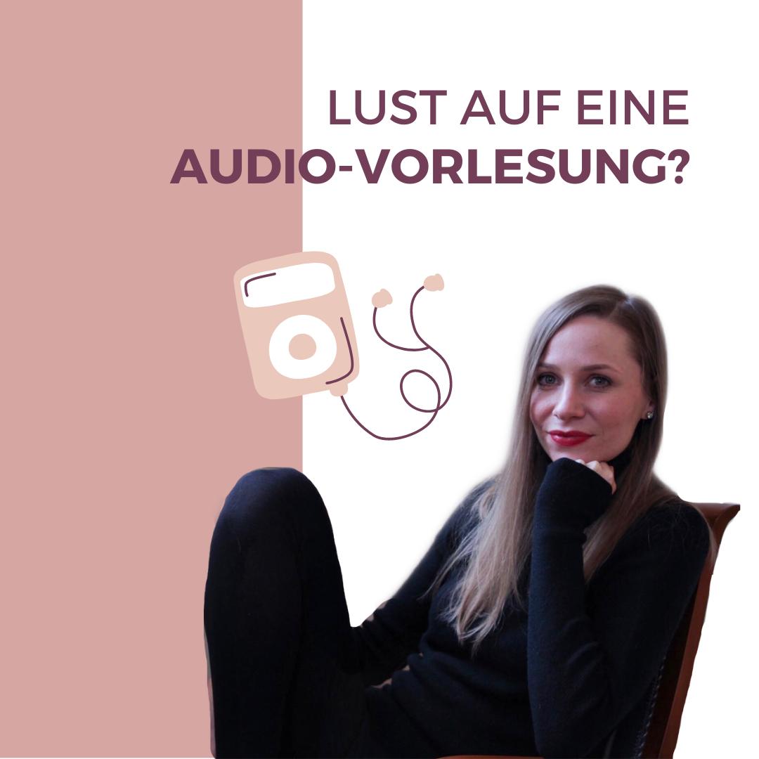 Lust auf eine kleine Audio-Vorlesung?