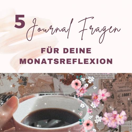 Monatsreflexion