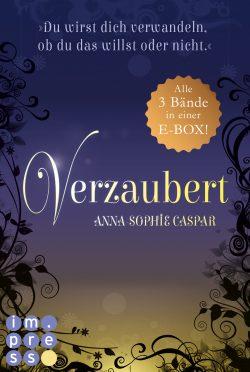 E-Box - Cover 'Verzaubert - Box'