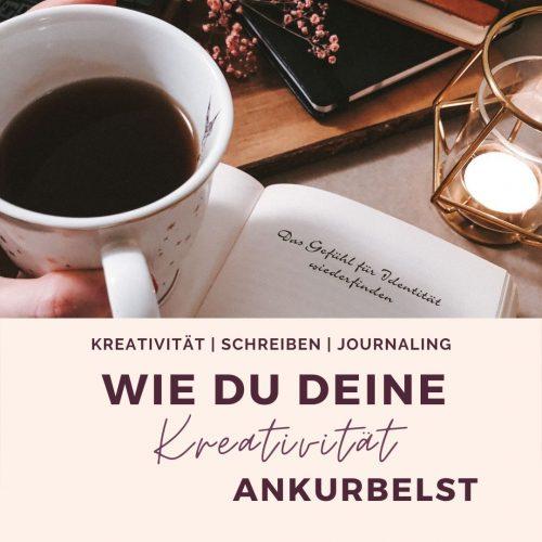 Wie du durch das Schreiben deiner Morgenseiten deine Kreativität ankurbelst