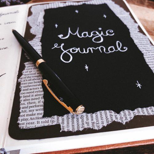 Foto Magic Journal