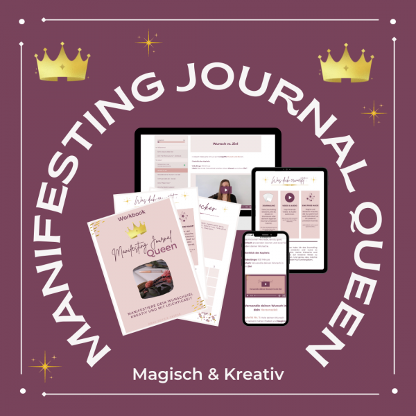 Manifesting Journal Queen